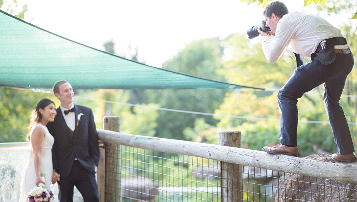 Picking a Wedding Photographer – Digital Improvement Of The Photos ...
